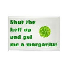 Get Me A Margarita Rectangle Magnet