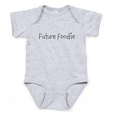 Future Foodie Baby Bodysuit