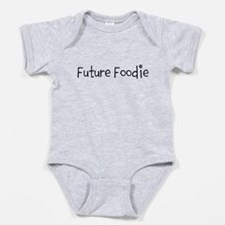 Future Foodie Baby Bodysuit