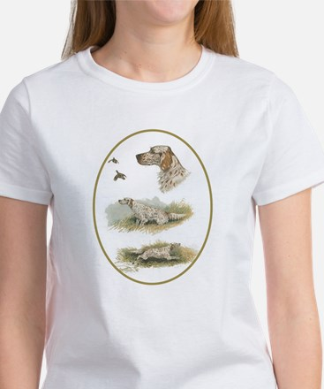English setter Women's T-Shirt