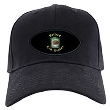 Retired Evil Genius Baseball Hat