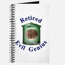 Retired Evil Genius Journal