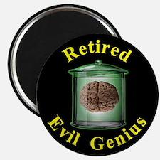 Retired Evil Genius Magnet