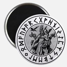 Odin Rune Shield Magnet