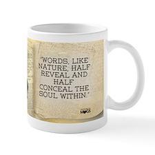 Lord Alfred Tennyson Historical Mug