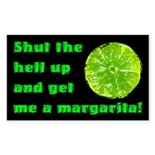 Get Me A Margarita Rectangle Stickers
