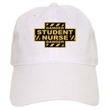 Danger Student Nurse Baseball Cap