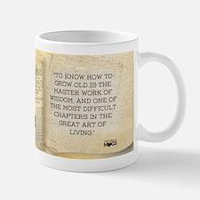 Herman Melville Historical Mug