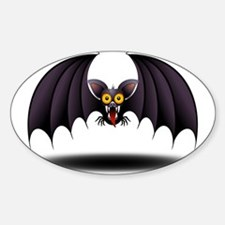 Bat Cartoon Decal