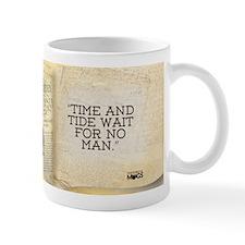 Geoffrey Chaucer Historical Small Mug