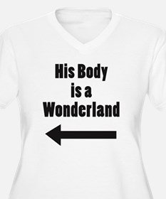 His Body is a Won T-Shirt