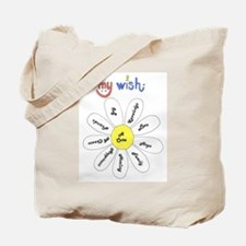 My Wish Tote Bag