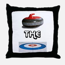 Rock the House Throw Pillow