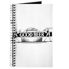 Retro Good Beer Journal
