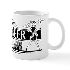Retro Good Beer Mug