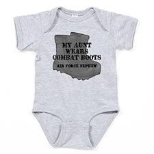 AF Nephew Aunt CB Baby Bodysuit