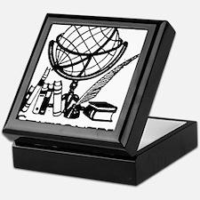 Retro Stationery Keepsake Box