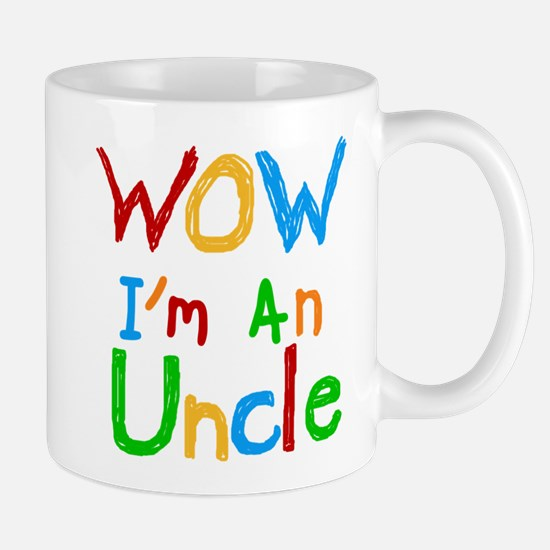 WOW I'm an Uncle Mug
