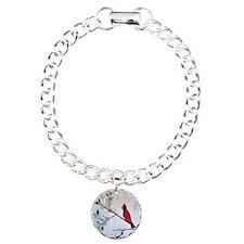 Sweet Red Cardinal Bracelet