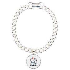 I Love Westies Bracelet