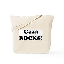 Gaza Rocks! Tote Bag