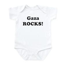 Gaza Rocks! Infant Bodysuit
