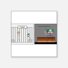 fun jail Sticker