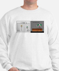 fun jail Sweatshirt