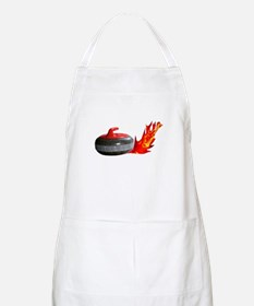 Flaming Rock BBQ Apron