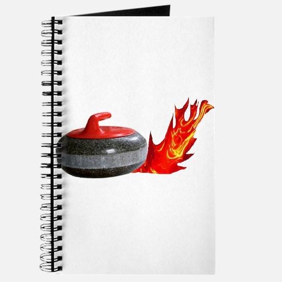 Flaming Rock Journal
