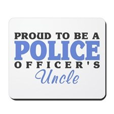 Officer's Uncle Mousepad