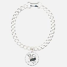 Stubborn Celt Charm Bracelet, One Charm