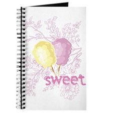 Cotton Candy Sweet Journal