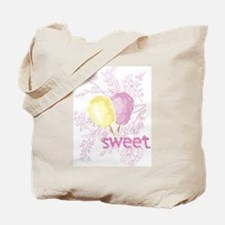 Cotton Candy Sweet Tote Bag
