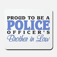 Officer's BIL Mousepad