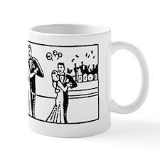 Retro Eat Drink Mug