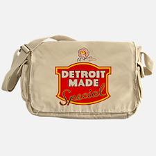 Detroit Made Messenger Bag