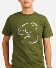 Cute Australian Koala Dark T-Shirt