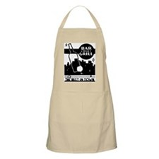 Retro Bar & Grill BBQ Apron