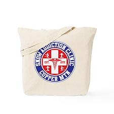 Copper Mountain Snow Addiction Clinic Tote Bag