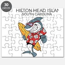 Hilton Head Island Puzzle