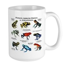 Poison Dart Frogs of Amazonia Mug