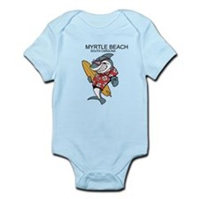Myrtle Beach Infant Bodysuit