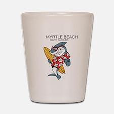 Myrtle Beach Shot Glass