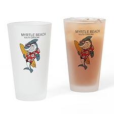 Myrtle Beach Drinking Glass