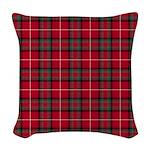 Tartan - Stuart of Bute Woven Throw Pillow