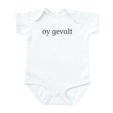 Oy Gevalt Infant Bodysuit