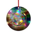 time warp Ornament (Round)