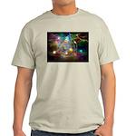time warp Ash Grey T-Shirt