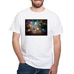 time warp White T-Shirt